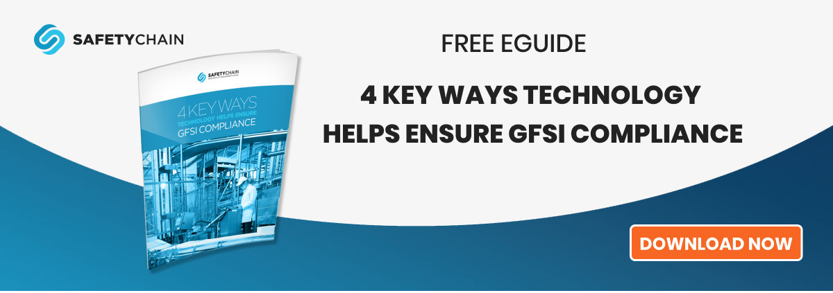4 Key Ways Technology Helps Ensure GFSI Compliance