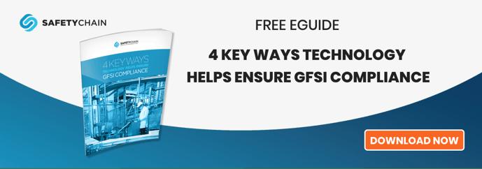 4 Key Ways Technology Helps Ensure GFSI Compliance