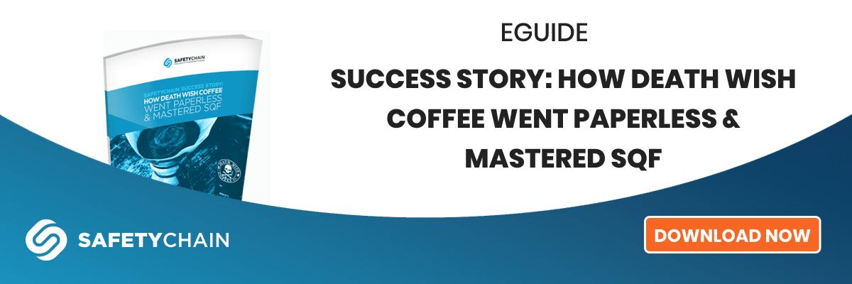 Death Wish Coffee Success Story