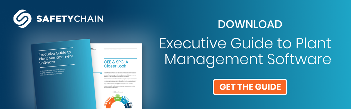 Executive Guide to Plant Management Software