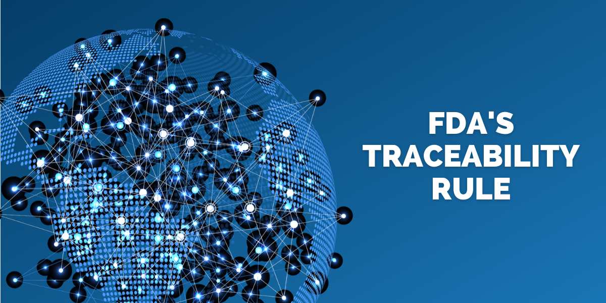 FDA Traceability Rule Resources