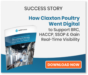 Claxton Poultry Case Study