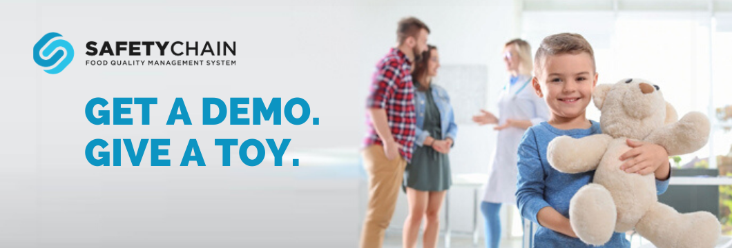 Get a Demo. Give a Toy