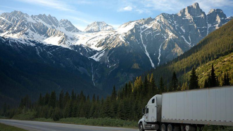 supplier truck