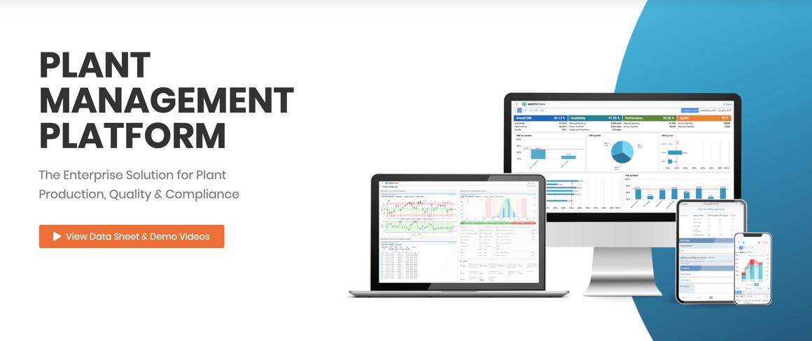 SafetyChain Plant Management Platform