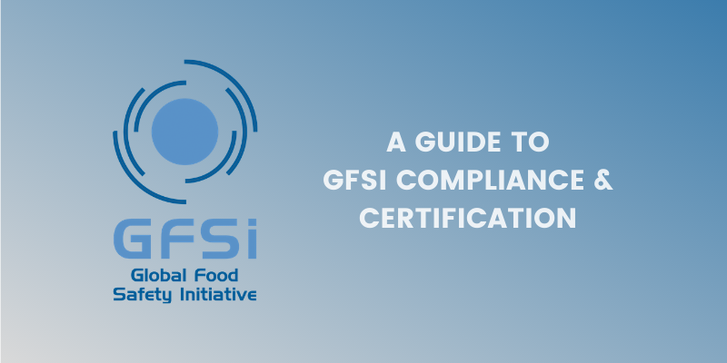GFSI Certification Guide