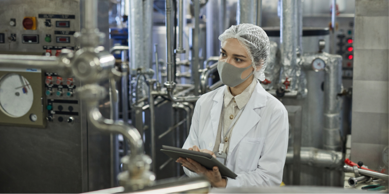 a beginners guide to digital production plans for process manufacturing