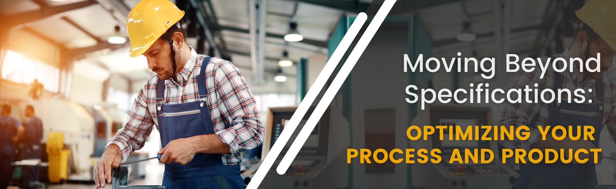 SPC- Optimizing your process and product